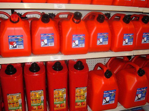 Easily available, cheap high Gas Container