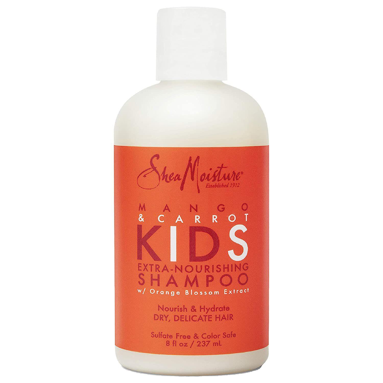SheaMoisture Mango & Carrots Kids Extra Nourishing Shampoo