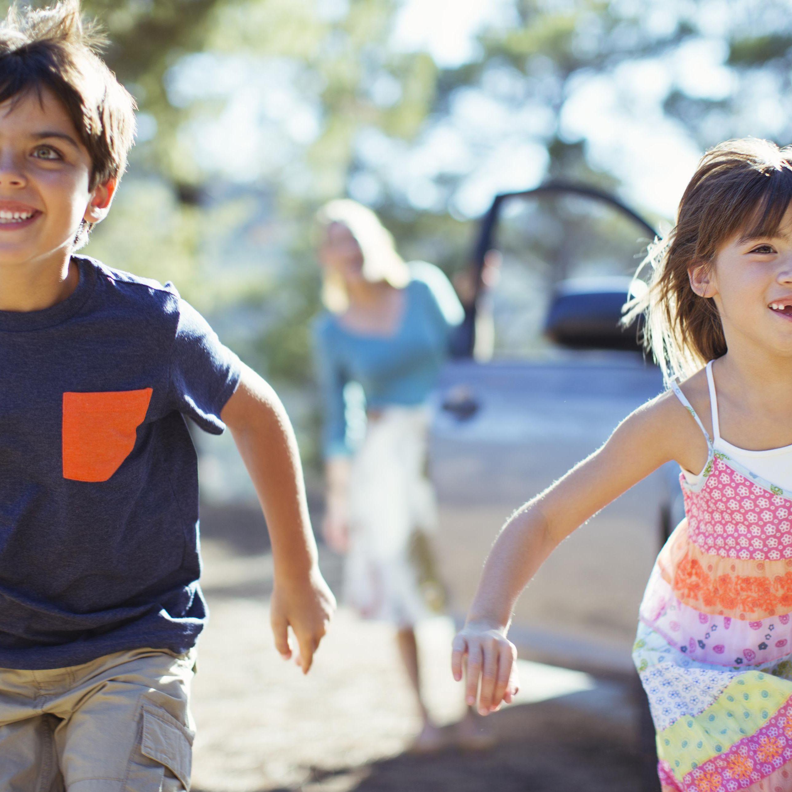 Fine and Gross Motor Skills in Children