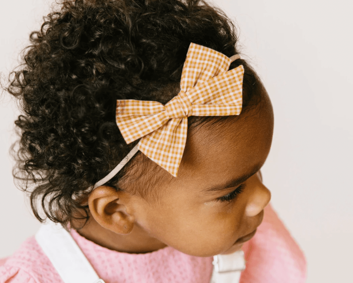 Little Poppy Hair Bows