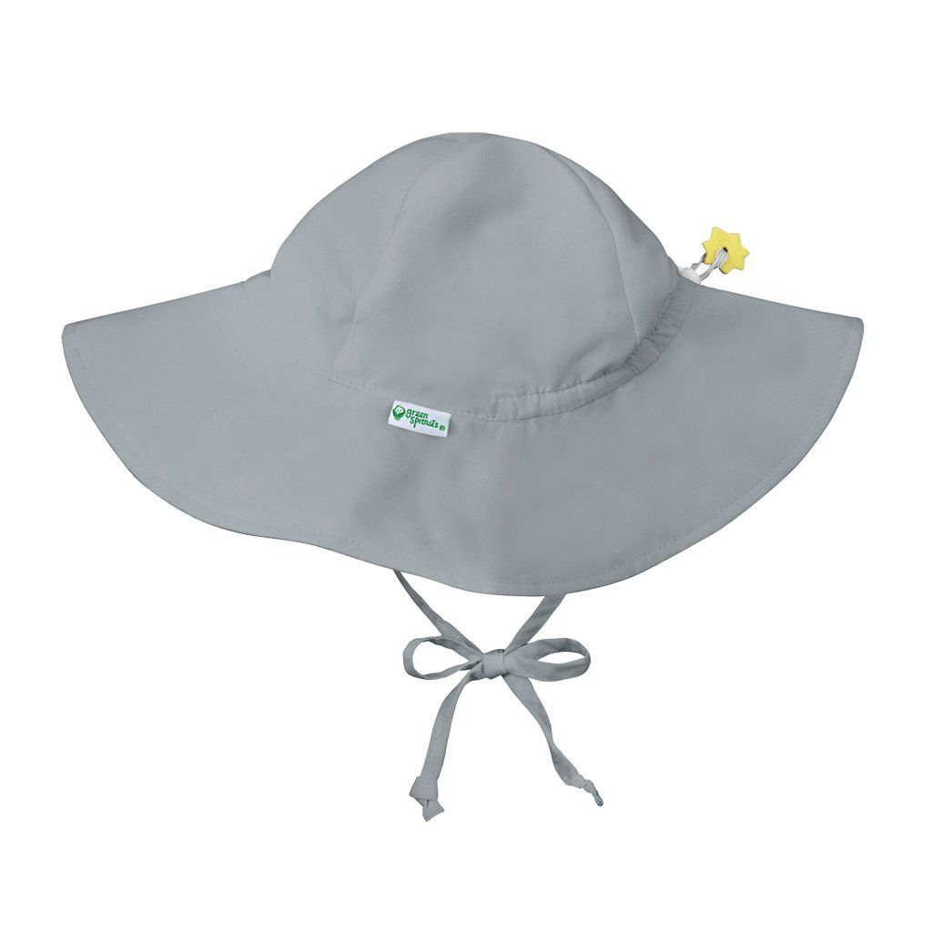 Green Sprouts Brim Hat