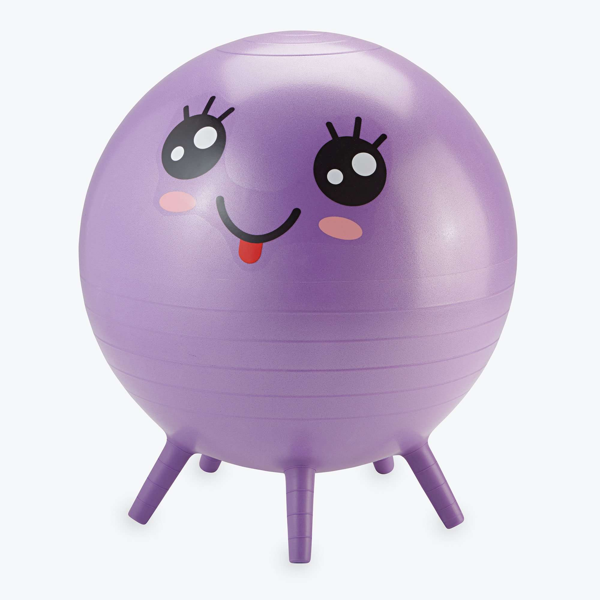 Gaiam Kids Funny Faces Stay n Play Ball