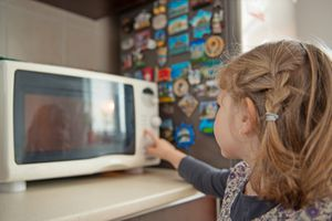 Microwaves Safer For Kids