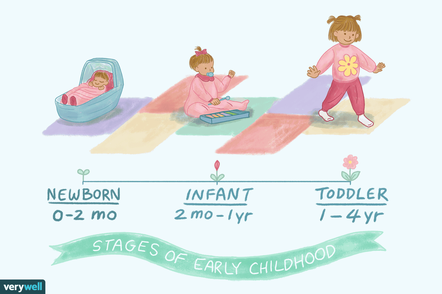 baby  newborn  infant  and toddler definitions