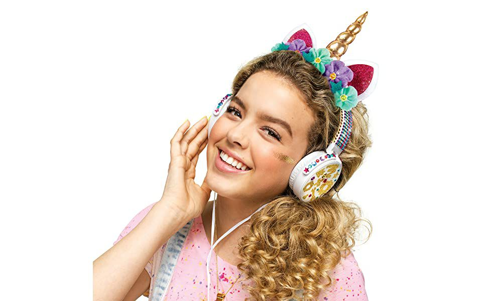 DIY Unicorn Headphones