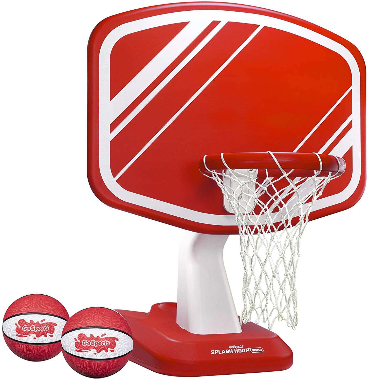 GoSports Splash Hoop PRO Swimming Pool Basketball Game