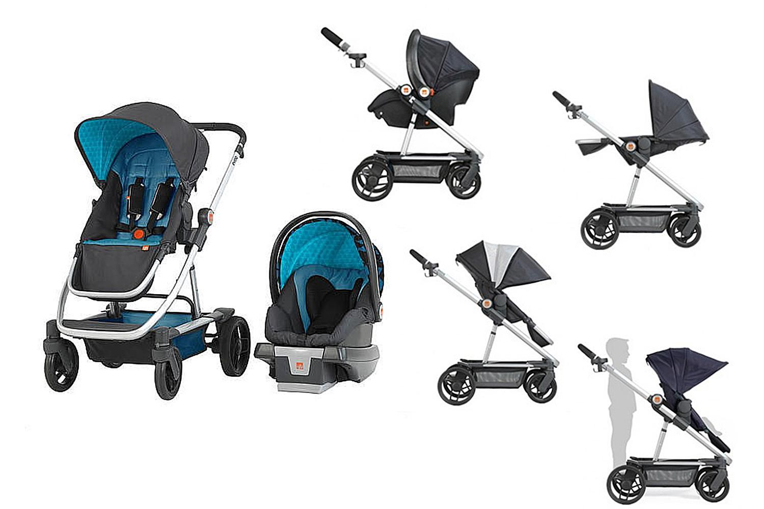 The Best Travel Systems for Baby