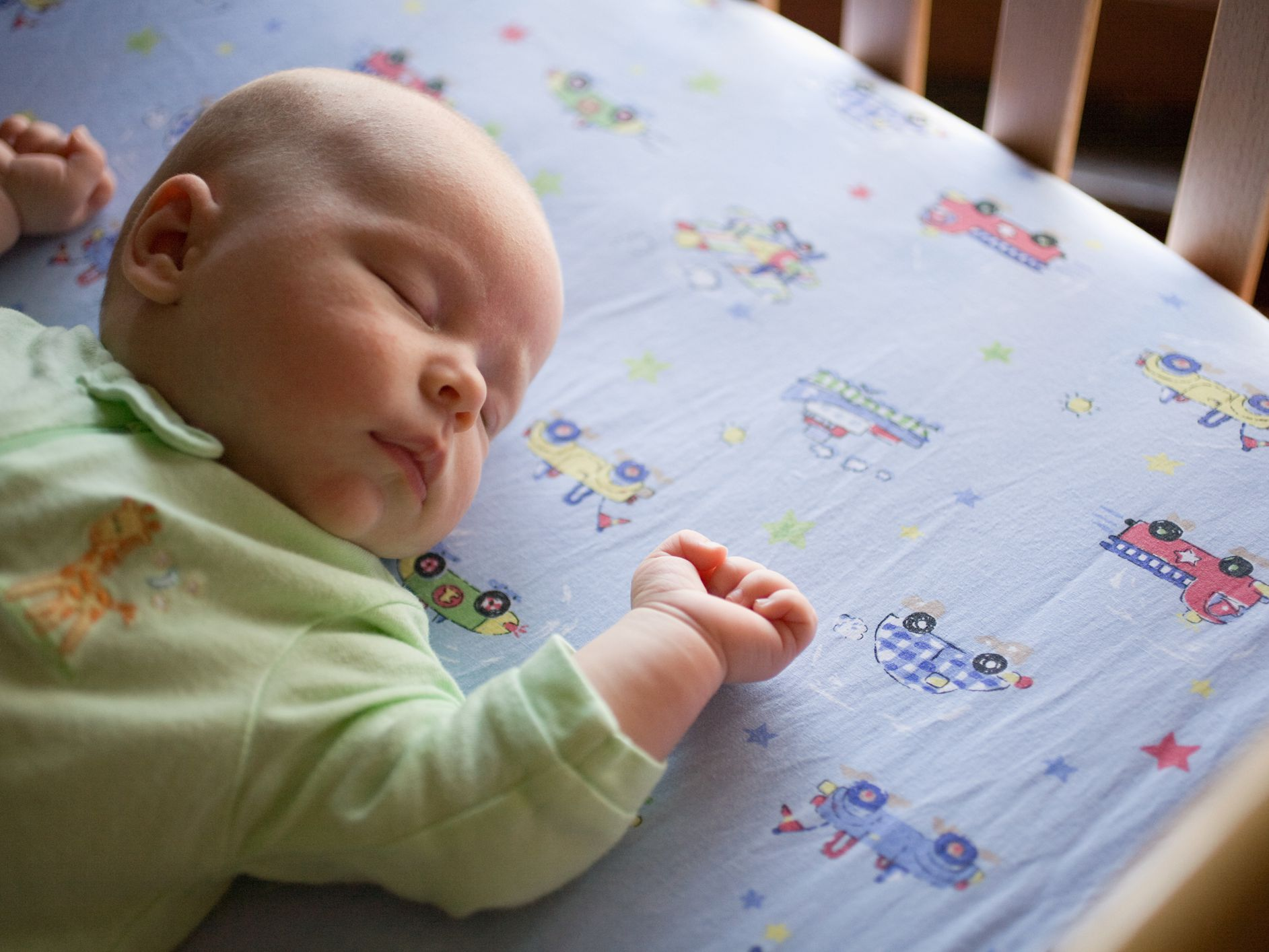 How To Protect Your Child From Suffocation While Sleeping